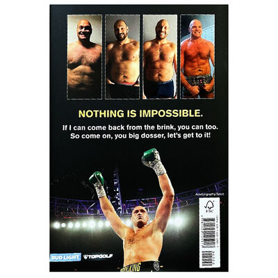 Tyson Fury: The Furious Method image number 3