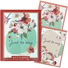 Assorted Traditional Notecards: Pack of 8 image number 8
