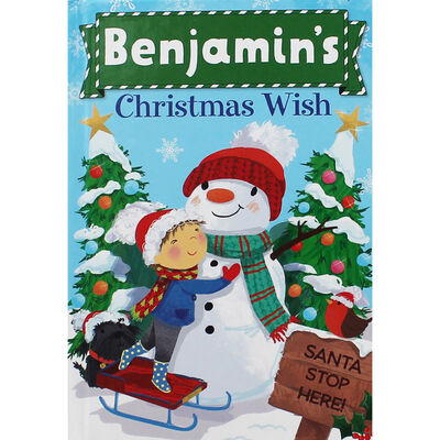 Benjamin's Christmas Wish image number 1