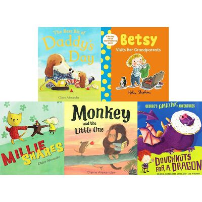 Silly Story Times: 10 Kids Picture Books Bundle image number 2
