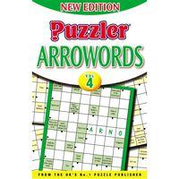 Puzzler Arrowords: Volume 4