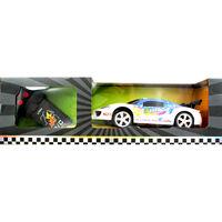 Remote Control Super Racing Car - White