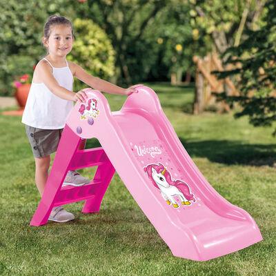 My First Unicorn Pink Garden Slide image number 5