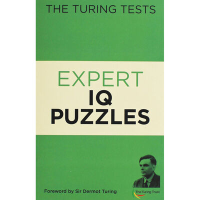 Expert IQ Puzzles: The Turing Tests image number 1