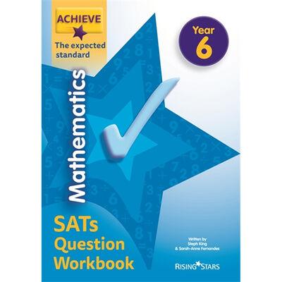Achieve Mathematics SATs Question Workbook: Year 6 image number 1