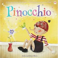Pinocchio: Welsh Version
