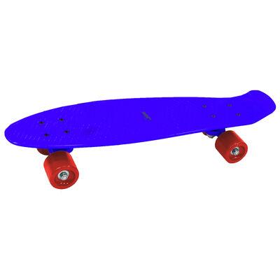 Plastic Skateboard 22 Inch - Blue image number 1