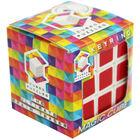 Mini Magic Cube Keyring image number 1