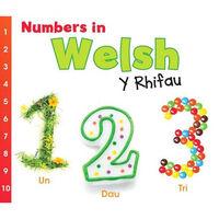 Numbers in Welsh : Y Rhifau
