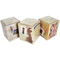 English Travel Tea Collection - Set of 3