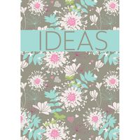 A4 Casebound Ideas Notebook