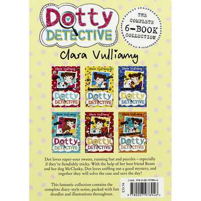 Dotty Detective: 6 Book Collection image number 4