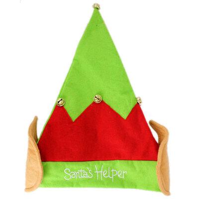 Santa's Little Helper Elf Hat image number 1