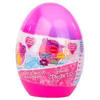 Disney Princess Character Dough Egg Craft