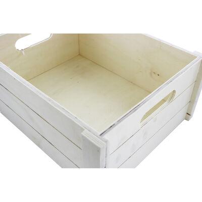Large Wooden Crate Hamper image number 4