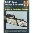 Haynes Astute Class Nuclear Submarine Manual image number 1