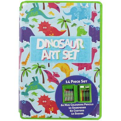Dinosaur Mini Art Set image number 1