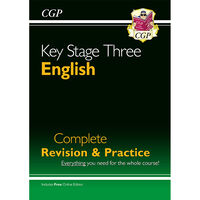KS3 English Complete Revision & Practice