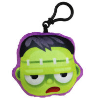 Novelty Spooky Halloween Keyring with Sound - Assorted