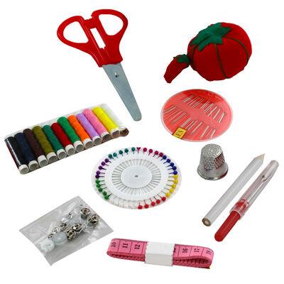 Mini Sewing Kit in Bag image number 2