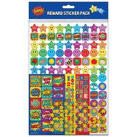Reward Stickers: Blue Bumper Pack
