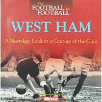 When Football Was Football: West Ham