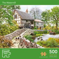 The Watermill 500 Piece Jigsaw Puzzle
