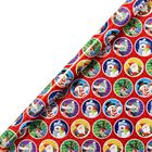 Christmas Gift Wrap 10m: Assorted Design image number 2