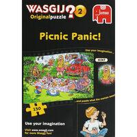 Wasgij Original 2 Picnic Panic 150 Piece Jigsaw Puzzle