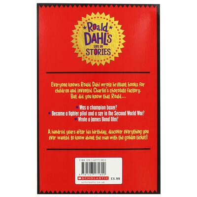 Roald Dahl's Life in Stories image number 3