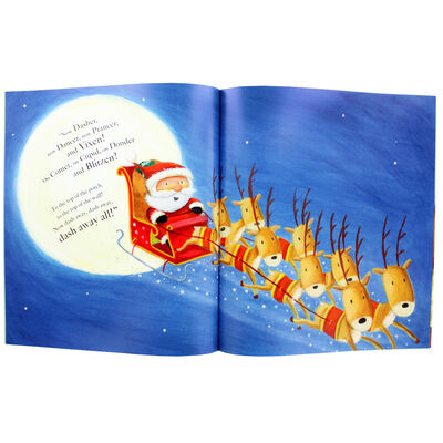 The Night Before Christmas: Pack of 10 Kids Picture Book Bundle image number 2
