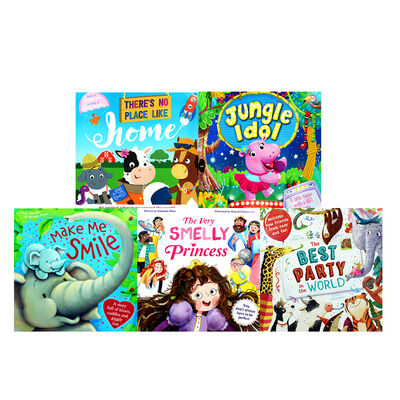 Smiley Stories: 10 Kids Picture Books Bundle image number 2