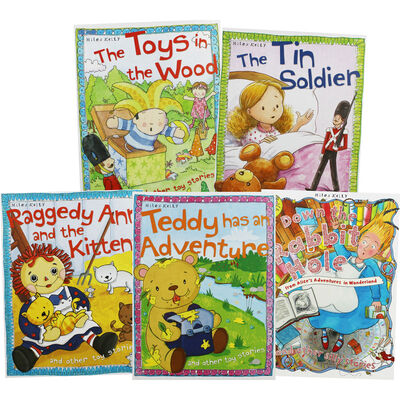 Silly Stories: 10 Kids Picture Books Bundle image number 2