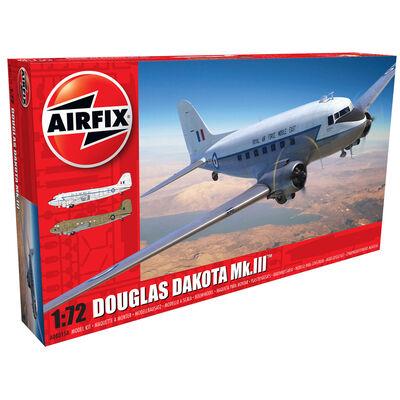 Airfix 1-72 Scale Douglas Dakota MkIII Model Kit image number 1