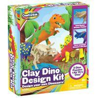 Clay Dino Design Kit
