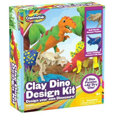 Clay Dino Design Kit image number 1