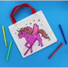 Colour Your Own Bag Assorted image number 4
