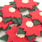 Christmas Moments Felt Toppers - 6 Pack image number 2