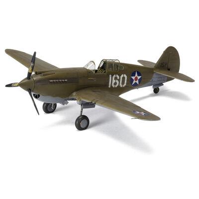 Airfix 1-48 Curtiss P-40B Warhawk Model Kit image number 2
