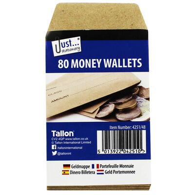 80 Brown Money Wallets image number 1