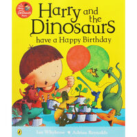Harry And The Dinosaurs Happy Birthday