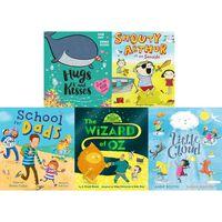 Seaside Adventures: 10 Kids Picture Books Bundle