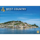 West Country 2020 A4 Wall Calendar image number 1
