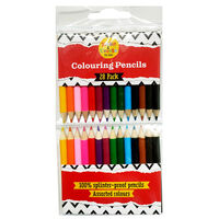 Colouring Pencils: Pack of 28