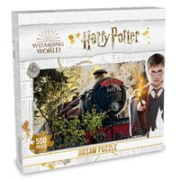 500 Piece Harry Potter Jigsaw Puzzle