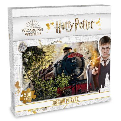 Harry Potter Hogwarts Express 500 Piece Jigsaw Puzzle image number 1