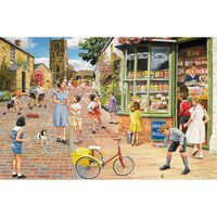Sweet Shop 1000 Piece Jigsaw Puzzle