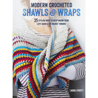 Modern Crocheted Shawls and Wraps image number 1