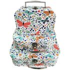 Butterfly Storage Suitcases: Set of 3 image number 1