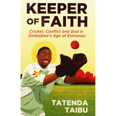 Keeper of Faith: The Autobiography of Tatenda Taibu image number 1